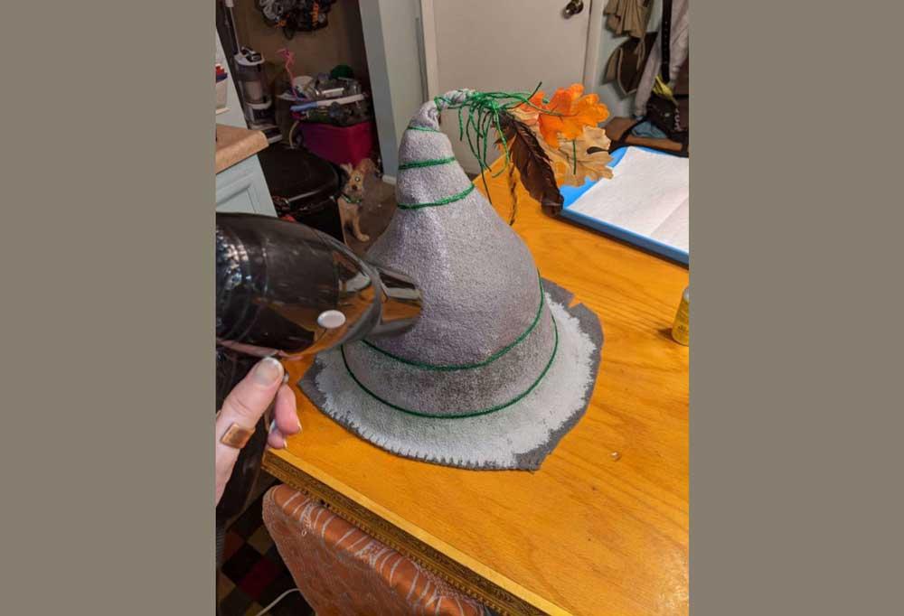 DIY Woodland Fairy Costume 14