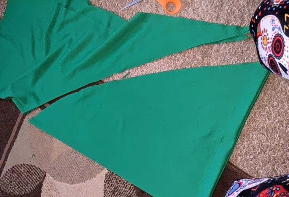 DIY Woodland Fairy Costume 26