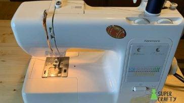 a Kenmore model 385-17026590